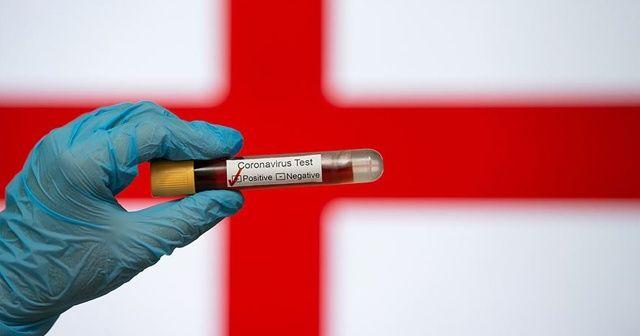 İngiltere'de koronavirüs nedeniyle 980 kişi daha öldü