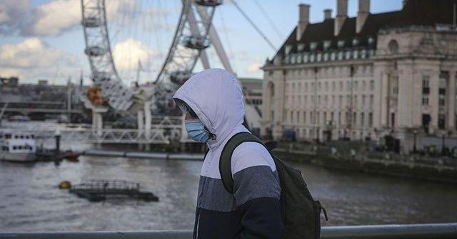 İngiltere'de koronavirüsten hayatını kaybedenlerin sayısı 5 bin 373 oldu
