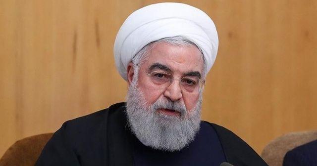 İran Cumhurbaşkanı Ruhani: ABD, Dünya Sağlık Örgütü kurallarına uymuyor