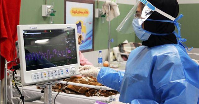 İran'da koronavirüsten dolayı hayatını kaybedenlerin sayısı 3 bin 160'a yükseldi