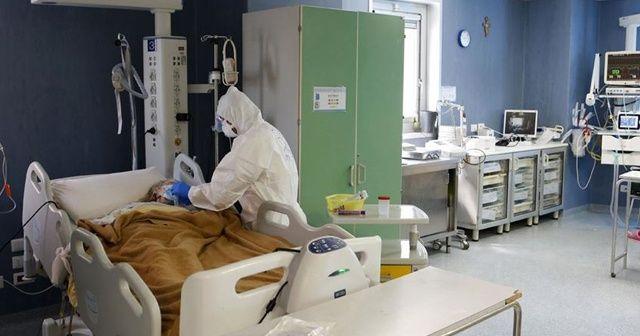 İtalya'da koronavirüs nedeniyle 570 kişi daha öldü