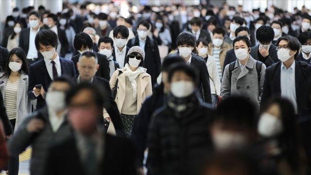 Japonya'da Covid-19'a bağlı ölü sayısı yükseldi