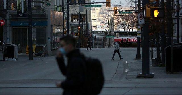 Kanada'da Kovid-19'dan ölenlerin sayısı 208'e yükseldi