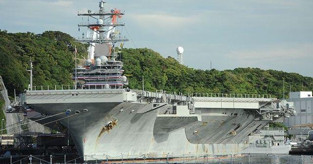 Koronavirüs salgınının yayıldığı ABD uçak gemilerinin sayısı 3'e çıktı
