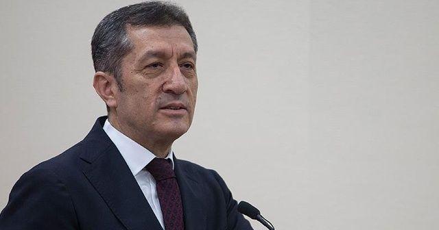 Milli Eğitim Bakanı Selçuk'tan okulların açılması ve telafi eğitimler ile ilgili önemli açıklamalar