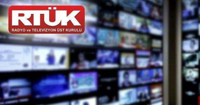 RTÜK'ten yayın ilkelerine uymayan kanallara ceza