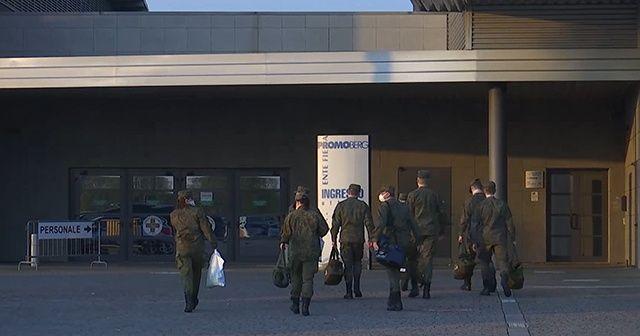 Rus ordusu Sırbistan ve İtalya'daki Covid-19 faaliyetlerine devam ediyor