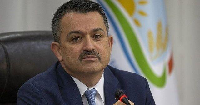 Tarım ve Orman Bakanı Pakdemirli talimat verdi: 3 gün maliyetine satılacak