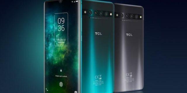 TCL 10L / TCL 10 Pro ve TCL 10 5G Telefon Modelleri Tanıtıldı