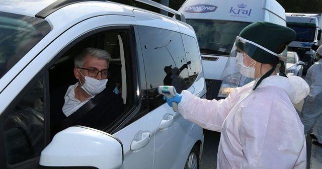 Türkiye'de koronavirüs nedeniyle son 24 saatte 87 kişi hayatını kaybetti