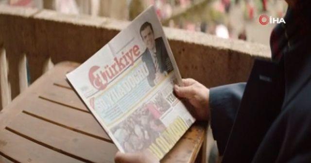 Türkiye Gazetesi yayın hayatında yarım asrı tamamladı