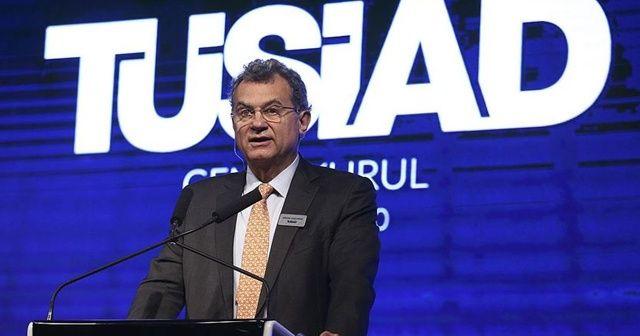 TÜSİAD Başkanı Kaslowski: Türkiye sorunlarla mücadelede yalnız kalmamalı