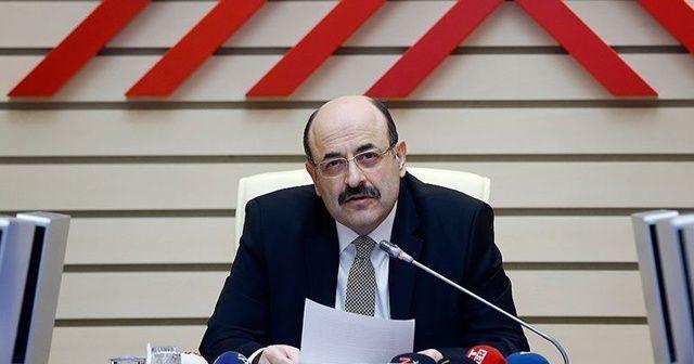 YÖK Başkanı Saraç, üniversite hastanelerine kadro ihdasına yönelik detayları açıkladı