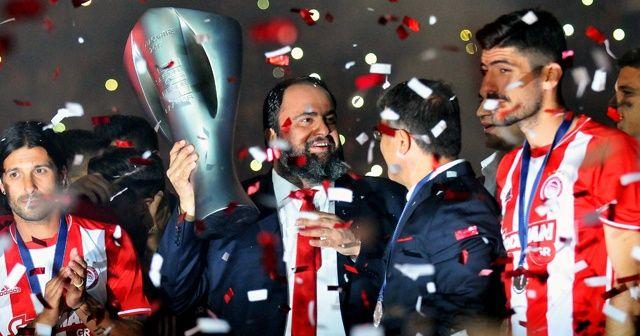 Yunanistan'da bahis şoku: Olympiakos küme düşürülebilir