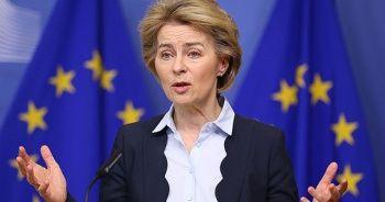 AB Komisyonu Başkanı: Avrupa için bir Marshall Planı'na ihtiyaç var