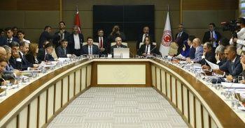 Adalet Komisyonu infaz düzenlemesi için toplanacak