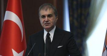 AK Parti Sözcüsü Ömer Çelik: Siyasi anlayışımızı siyasi ahlak belirler