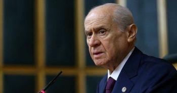 MHP Lideri Bahçeli'den koronavirüs açıklaması