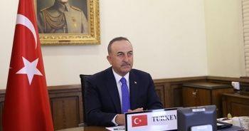 Bakan Çavuşoğlu Astana Süreci Toplantısı'na katıldı