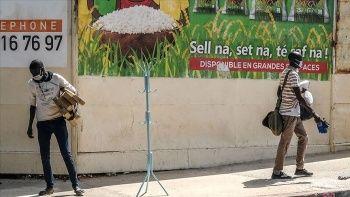 Batı Afrika'da Kovid-19 vakaları artıyor