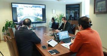 Çin ile ikinci video konferans görüşmesi gerçekleştirildi