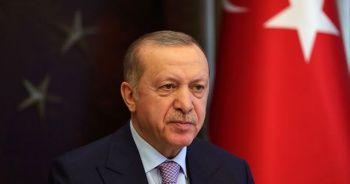 Cumhurbaşkanı Erdoğan'dan, Prof. Dr. Taşcıoğlu'nun oğlu Onur Taşcıoğlu'na mesaj