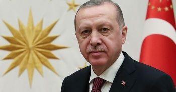 Cumhurbaşkanı Erdoğan, Gürcistan Cumhurbaşkanı Zurabişvili ile görüştü
