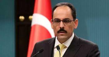 Cumhurbaşkanlığı Sözcüsü Kalın'dan Süleyman Soylu açıklaması