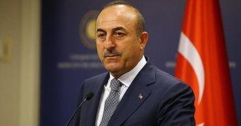 Dışişleri Bakanı Çavuşoğlu, Malezya Dışişleri Bakanı ile görüştü