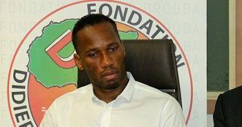 """Drogba'dan """"aşı"""" tepkisi: """"Afrika bir test laboratuvarı değildir"""""""
