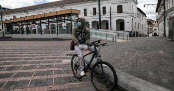 Ekvador'da bir günde 11 binden fazla Kovid-19 vakası görüldü