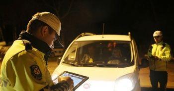 Emniyet Genel Müdürlüğünden yurt genelinde trafik uygulaması