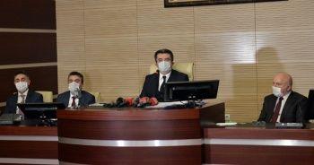 Erzurum'a şehir dışından cenaze için gelen vatandaşlar 43 kişiye virüs bulaştırdı