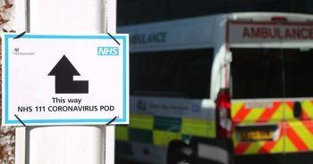 İngiltere'de sağlık çalışanları 'hayati kararlar' almaya zorlanabilir