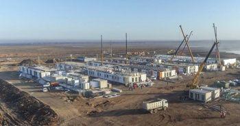 Kazakistan, korona hastanesini 13 günde inşa etti