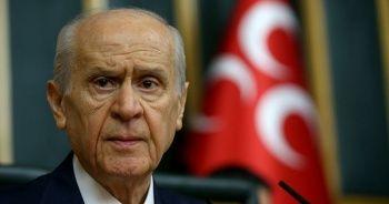 MHP Genel Başkanı Bahçeli'den Alparslan Türkeş'in ölüm yıl dönümü açıklaması