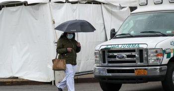 New York'ta Kovid-19 ölümleri neredeyse 2000'e ulaştı
