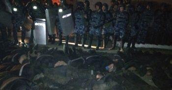 Rusya'da cezaevinde isyan çıktı