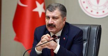 Sağlık Bakanı Koca: 63 hastamız hayatını kaybetti