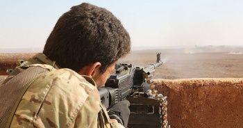 Suriye'de 4 YPG/PKK'lı terörist ve 2 rejim askeri öldürüldü