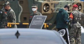 Tottenham'ın yıldızı Heung-min Son'ın 3 haftalık askerliği başladı