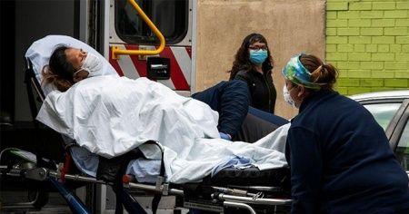 ABD'de korona virüs nedeniyle ölenlerin sayısı 17 bine yaklaştı