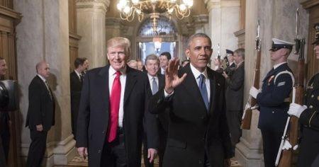 ABD'de koronavirüs anketinde Obama Trump'ı geride bıraktı