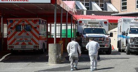 ABD'de koronavirüsten ölen Türklerin sayısı 7'ye yükseldi