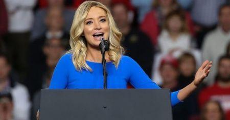ABD'de yeni Beyaz Saray Sözcüsü, Kayleigh McEnany oldu