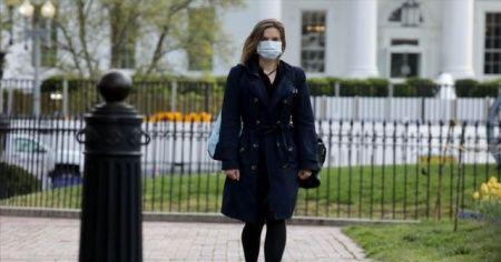 ABD'de yeni tip koronavirüs salgınında hayatını kaybedenlerin sayısı yükseliyor