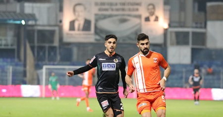 Alanyaspor'da Umut Güneş, sokağa çıkma yasağına giren tek oyuncu oldu