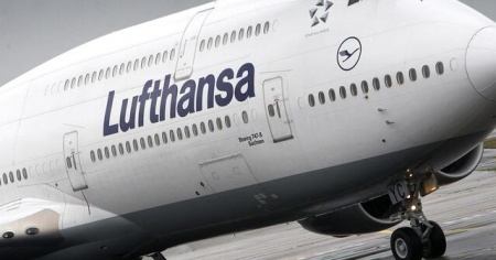 Alman havayolu şirketi Lufthansa'da korona virüsü krizi