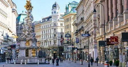 Avusturya'da dükkanlar 14 Nisan'da yeniden açılacak