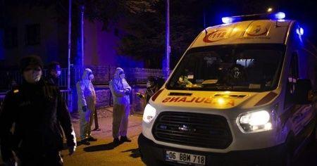 Ankara Valiliği: 112 Acil Çağrı Merkezi'nde görevli tüm personelimizin testlerine devam edilmektedir